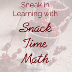 Snack Time Math