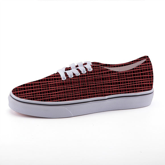 Women's Low-Top Woven Wire Shoes