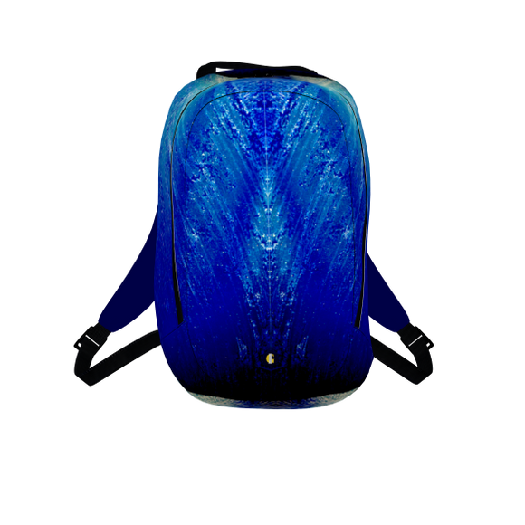 MY BLUE ABYSS Backpack