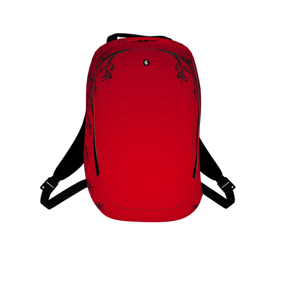 MY CRIMSON IVY Backpack