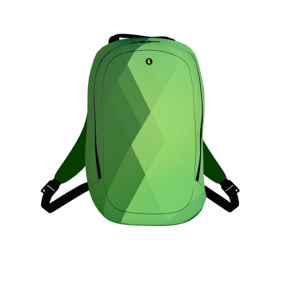 MY GEO GREEN Backpack