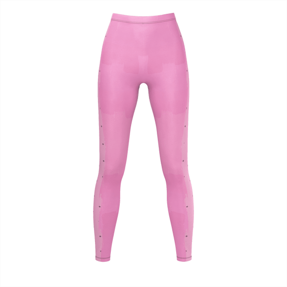 PINK GIRL FOREVER  Print Leggings