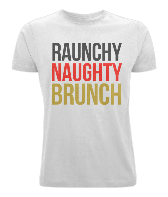 RAUNCHY, NAUGHTY BRUNCH | Cotton Jersey Tee
