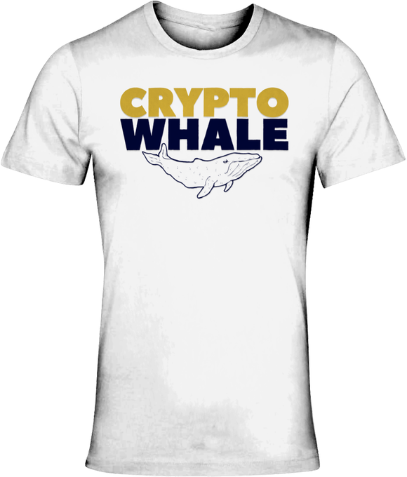 CRYPTO WHALE | Graphic Jersey Tee