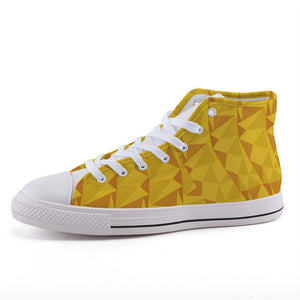 GEO TROPIC High Top Shoes - IG Studio
