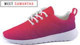SAMANTHA Women's Athletic Sneakers - IG Studio
