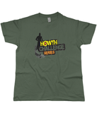 HOWTH AQUATHON Men's Official Tee - IG Studio