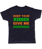 """KEEP YOUR KISSES, GIVE ME GUINNESS"" 