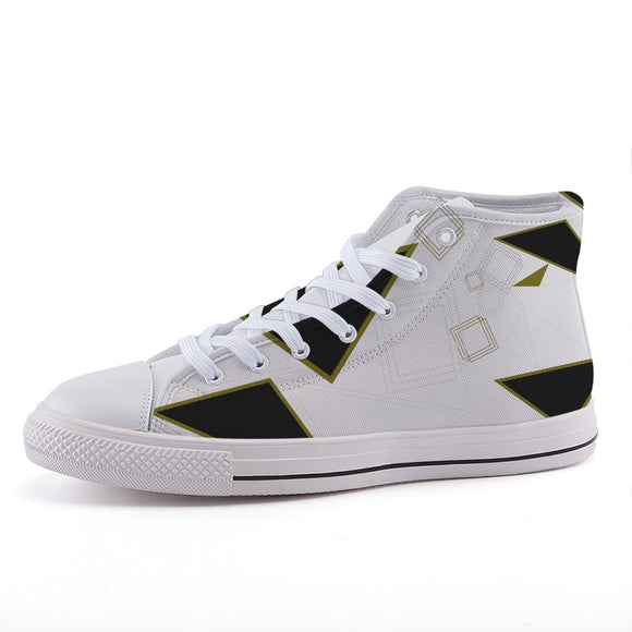 24K WILD High Top Shoes - IG Studio