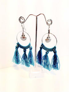 """La Perla"" Artisan Earrings"