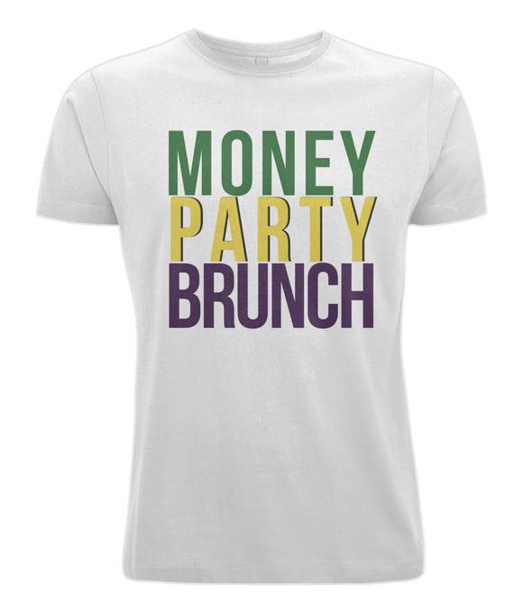MONEY•PARTY•BRUNCH | Cotton Jersey Tee