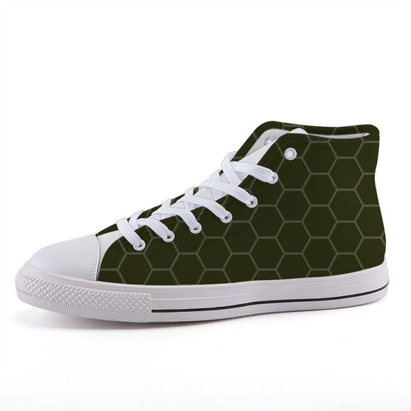 TORTUE High Top Shoes - IG Studio