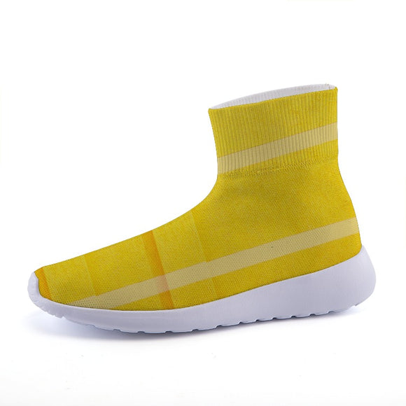 TOASTED SUN Knit Sock Sneakers