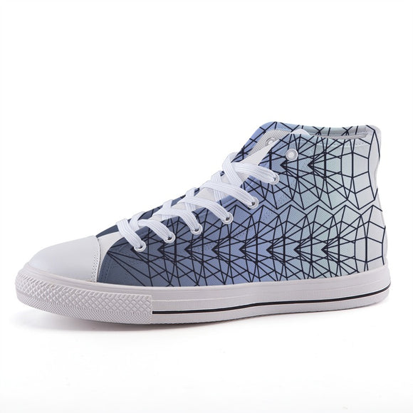 GEO ICE High Top Shoes - IG Studio