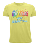 TRUE COLORS | Cotton Jersey Tee