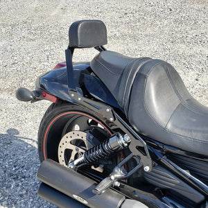 V-Rod Passenger Backrest Removable