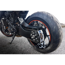 Super Duke tail tidy