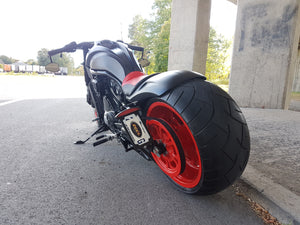 HARLEY V-ROD - 300mm Wide tire kit