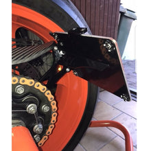 KTM SUPER DUKE R 1290 - **AVAILABLE SOON** Side Mount License Plate Bracket