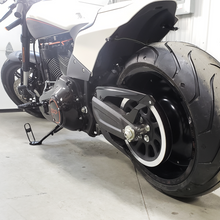 HARLEY FXDR - Belt guard support