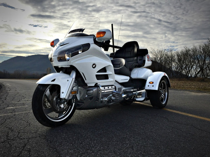 Goldwing GL1800 2015 Blanc