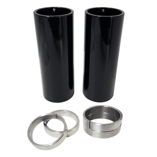 HARLEY V-ROD - Fork Covers for Wide triple tree kit