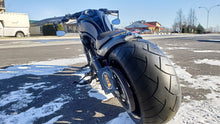 v-rod wide tire