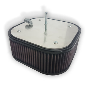 V-ROD Air Filter Cover