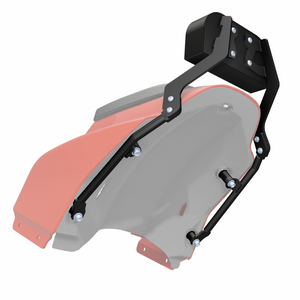 fxdr passenger backrest