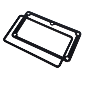 v-rod license plate holder