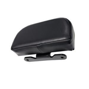 v-rod passenger backrest