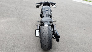 v-rod 280mm on stock wheel