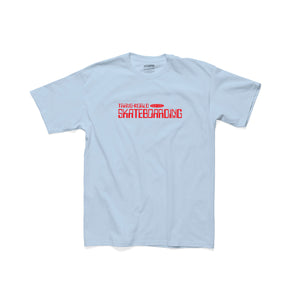 TWS Issue 1 T-Shirt - Powder Blue