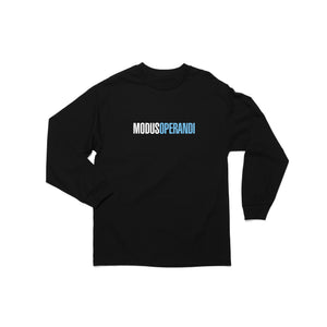 TWS Modus Long Sleeve T-Shirt - Black