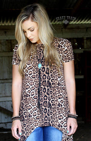 Wild Willow Tunic-Tops-Small-Southern Comfort Boutique