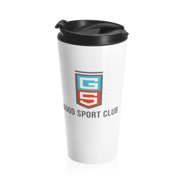 15oz Travel Mug-Good Sport Club