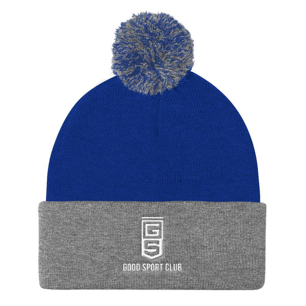 Pom Pom Knit Cap-Good Sport Club