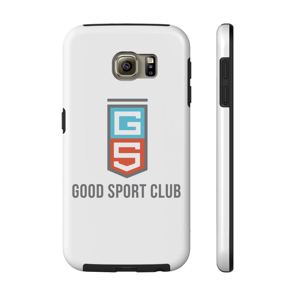 Tough Galaxy 6 Phone Case-Good Sport Club