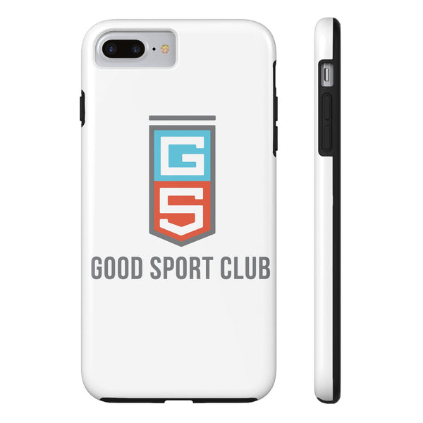 Tough iPhone 7/8 Phone Case-Good Sport Club