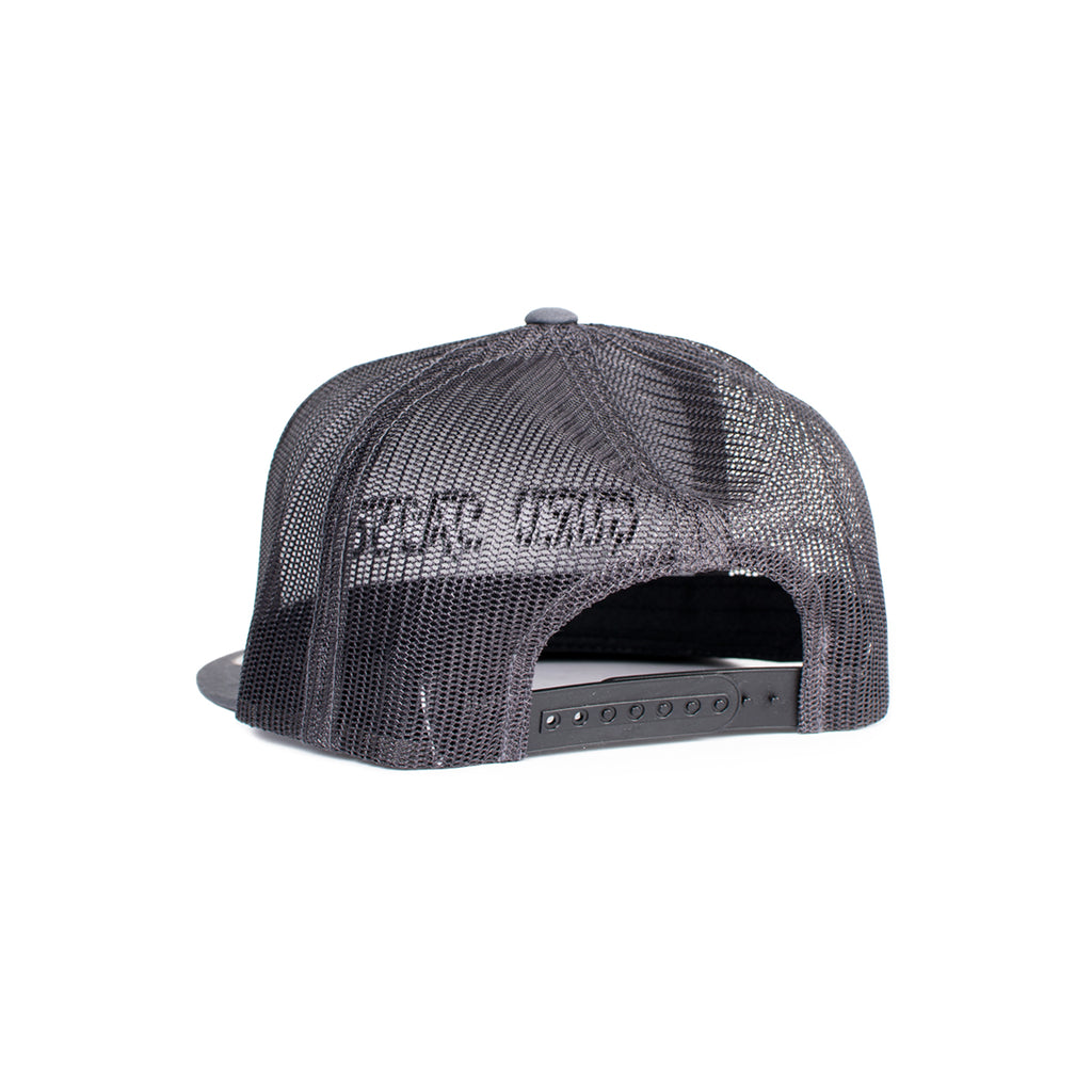 Guru Trucker Hat (Grey)