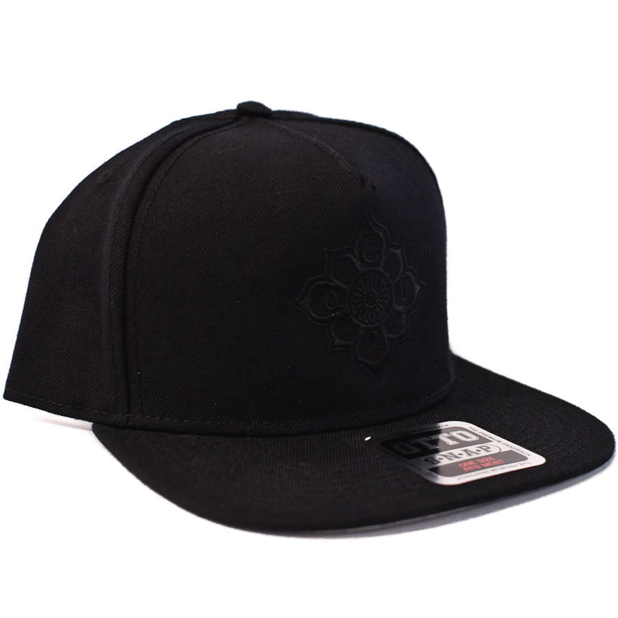 Guru Flower Logo Hat