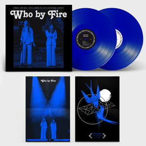 Who By Fire Vinyl 2xLP