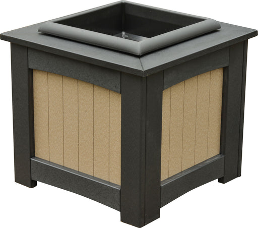 "Berlin Gardens 18"" Square Planter"