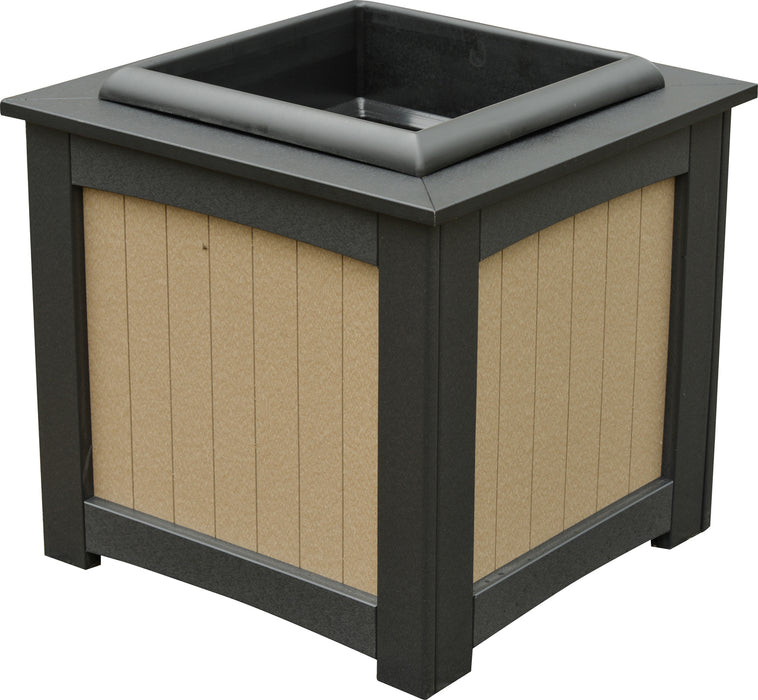 "Berlin Gardens 22"" Square Planter"