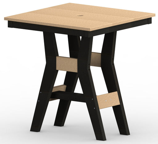 "Berlin Gardens Harbor 28"" Square Table - Dining Height"