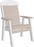 LuxCraft 2' Classic Highback Chair