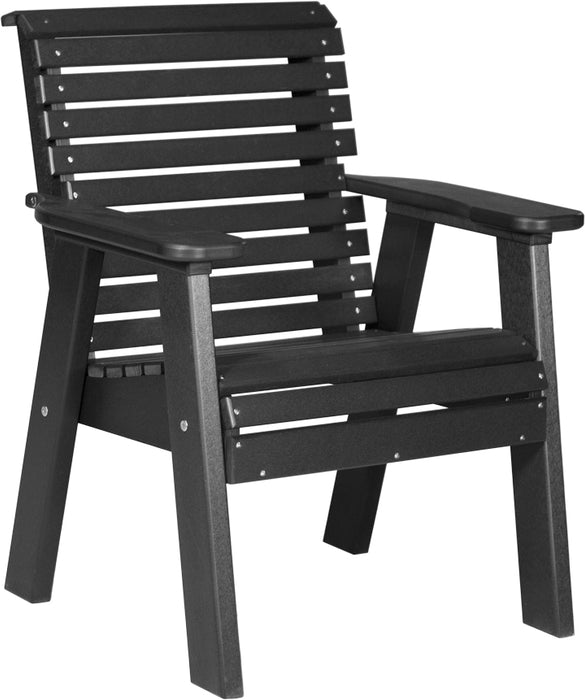 LuxCraft 2' Plain Rollback Chair