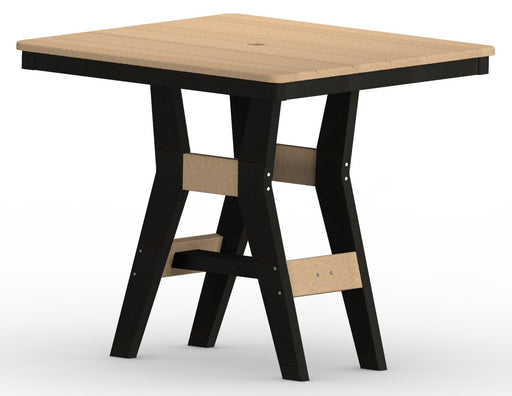 "Berlin Gardens Harbor 33"" Square Table - Dining Height"