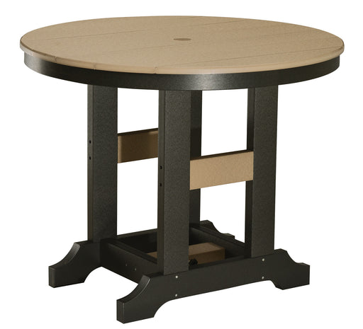 "Berlin Gardens Garden Classic 38"" Round Table - Dining Height"