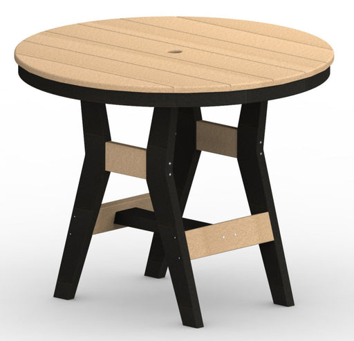 "Berlin Gardens Harbor 38"" Round Table - Dining Height"